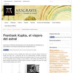 Frantisek Kupka, el viajero del astral