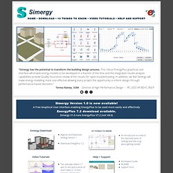 Simergy: Simergy Homepage