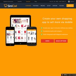 Best solution to build Magento Mobile App