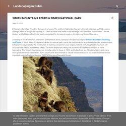 SIMIEN MOUNTAINS TOURS & SIMIEN NATIONAL PARK