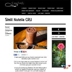 Simili Nutella CRU