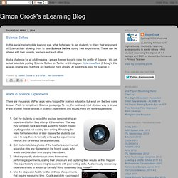 Simon Crook's eLearning Blog
