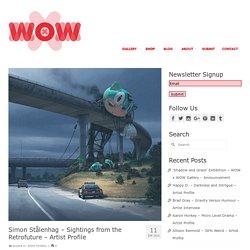 Simon Stålenhag - Artist Profile - WOW x WOW