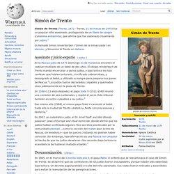 Simón de Trento