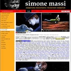 Simone Massi - disegnatore e animatore