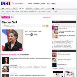 Simone Veil - Biographie