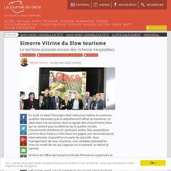 Simorre Vitrine du Slow tourisme - Le journal du Gers
