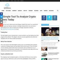 A Simple Tool To Analyze Crypto News Today