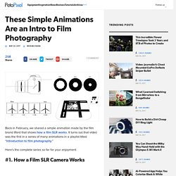 These Simple Animations Are an Intro to Film Photography