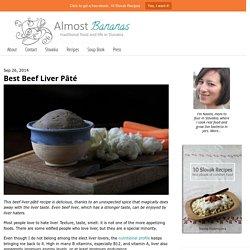 Simple (and Best) Liver Pâté