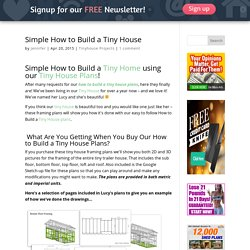 Simple How to Build a Tiny House - FREECYCLE