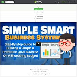 Simple Smart Business System by The Empoweria Team (and 3 others)