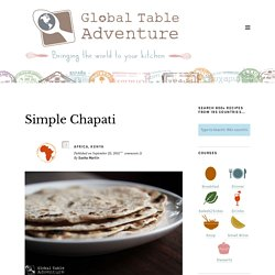 Chapati khenyan