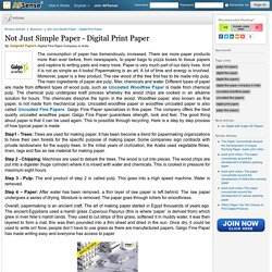 Not Just Simple Paper - Digital Print Paper by Galgo4d Papers