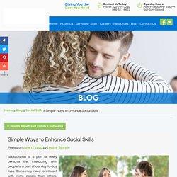 Simple Ways to Enhance Social Skills