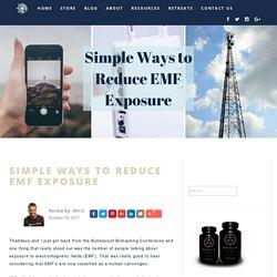 Simple Ways to Reduce EMF Exposure - PrimalHacker