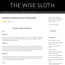 8 simple formula plot templates « The wise sloth says,