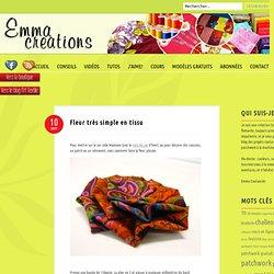 Au fil d'Emma - Idées patchwork et couture facile