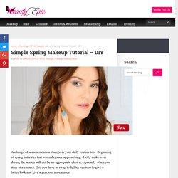 Simple Spring Makeup Tutorial 2015 (Updated) - DIY