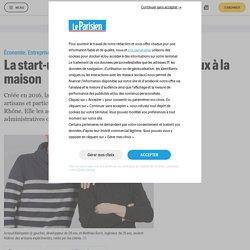 La start-up qui veut simplifier les travaux à la maison - Le Parisien