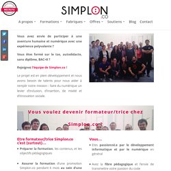 Simplon.co recrute !