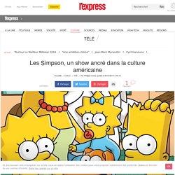 Les Simpson, un show ancré dans la culture américaine