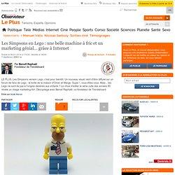 Lego : Co-construire et viraliser avec la communauté