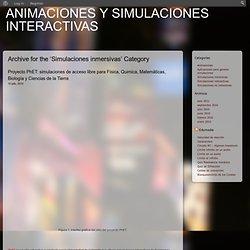 Animaciones y simulaciones interactivas » Category » Simulaciones inmersivas
