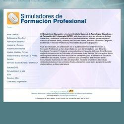 Simuladores de Formación Profesional