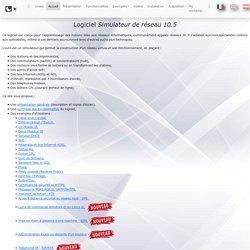 Simulateur de réseau 3.5 : Un logiciel pour comprendre les réseaux