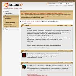 Simulation thermique dynamique (Page 1) / Ubuntu en entreprise