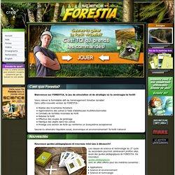 Forestia – Jeu de simulation forestière