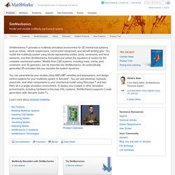 Multibody Simulation - SimMechanics - Simulink