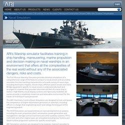 Naval Warship Simulator Systems Provider