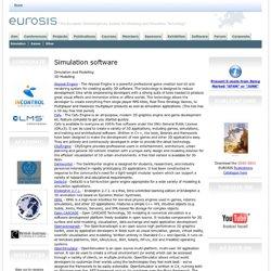 Simulation software