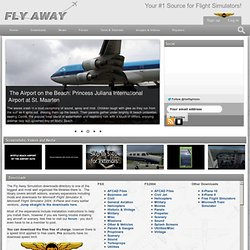 Fly Away Simulation, Flight Simulator #1