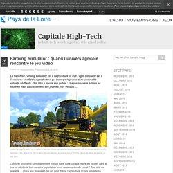 Farming Simulator : quand l'univers agricole rencontre le jeu vidéo