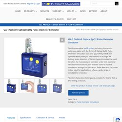 From Where Can You Purchase Pulse OX Tester with a 4 Year Guarantee?