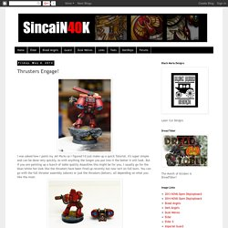 SincaiN40K: Thrusters Engage!