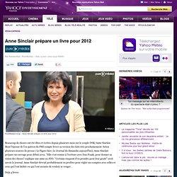 Anne Sinclair prépare un livre pour 2012