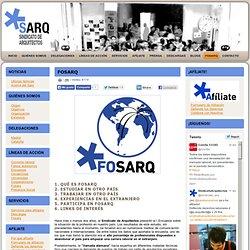 Sindicato de Arquitectos - Fosarq