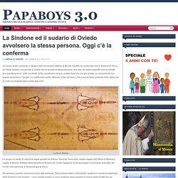 La Sindone ed il sudario di Oviedo avvolsero la stessa persona. Oggi c'è la conferma -