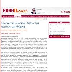 Síndrome Príncipe Carlos: los eternos candidatos