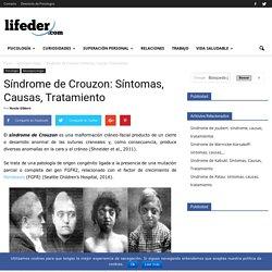 Síndrome de Crouzon: Síntomas, Causas, Tratamiento - Lifeder