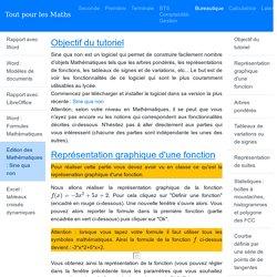 Sinequanon - Bureautique - Tout pour les Maths