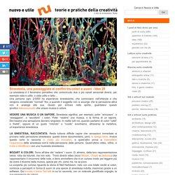 Idee 20: sinestesia, una passeggiata ai confini tra colori e suoni