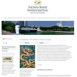 Singapore economic history