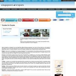 Singapore Expat Guides