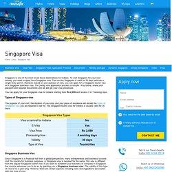 Singapore Visa - Singapore Tourist Visa Online.