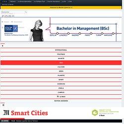 Singapour, « banc d'essai » de la ville digitale